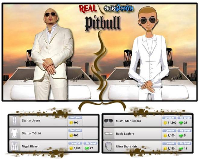 Pitbull Outfit | ourGemCodes