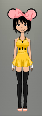 Minnie Mouse Outfit On MSP