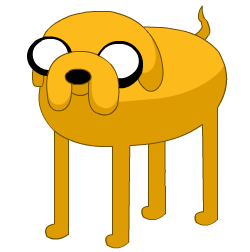 Adventure time jake the dog