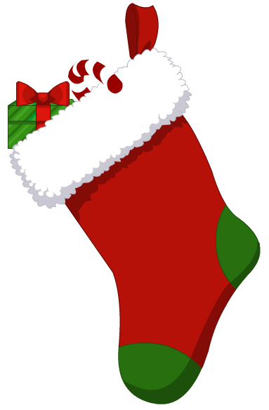 Christmas Stocking Png | New Calendar Template Site