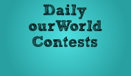ourWorld Design Contest!