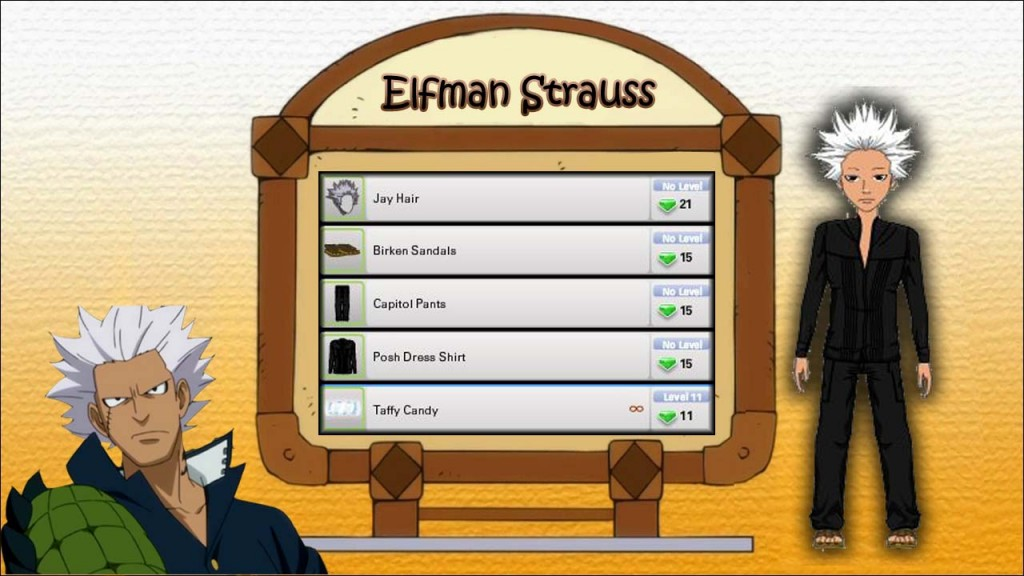 Elfman Fairy Tail Cosplay
