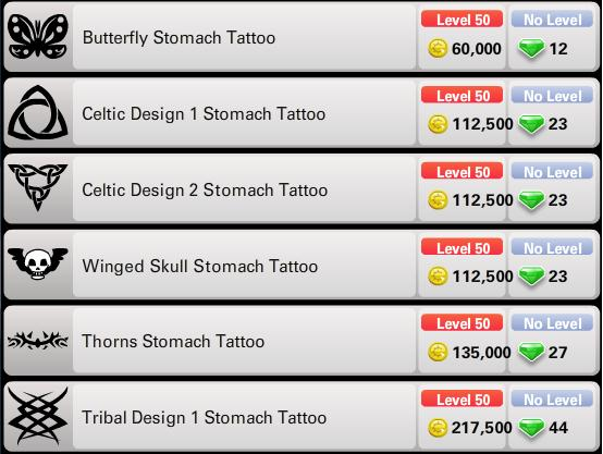tattoo prices