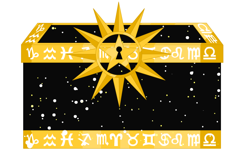 Zodiac Mystery Box