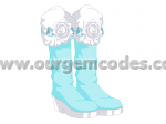 Icy Cheer Boots (Female)
