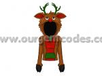 Rowdy Reindeer Jacket