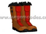 Rowdy Reindeer Boots
