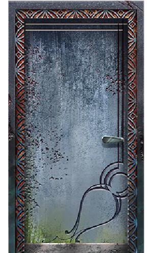 Elaborate Door