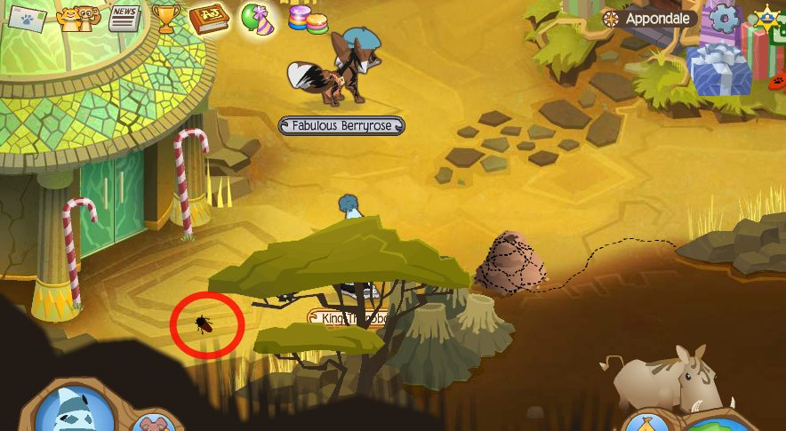 Animal Jam - Appondale Journey Book Locations | ourGemCodes