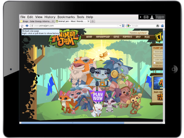 Animal Jam - Apps: Ipad, Kindle, Tablets, Android | ourGemCodes