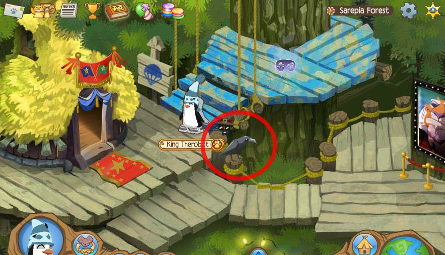 Animal Jam - Sarepia Forest Journey Book Locations | ourGemCodes
