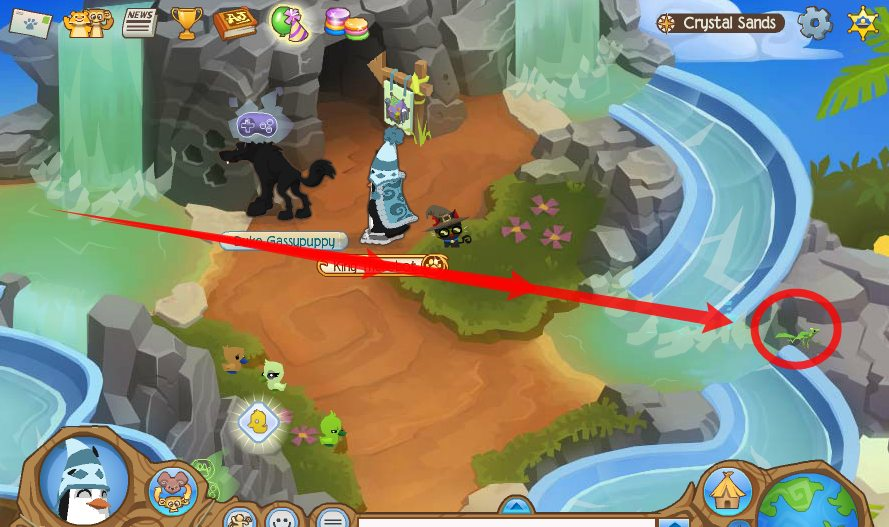 Image of: Sands Journey Book Runninglizard Ourgemcodes Animal Jam Crystal Sands Journey Book Locations Ourgemcodes