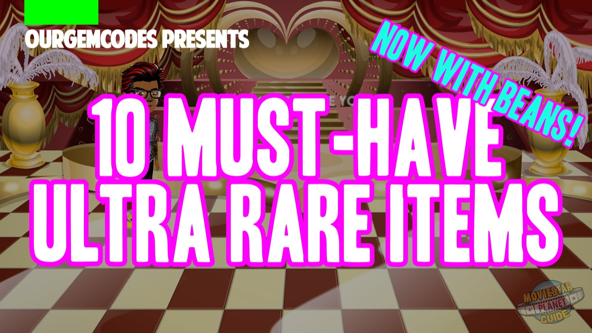 MSP | 10 MUST HAVE ULTRA RARE ITEMS | ourGemCodes