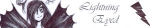 Lightning's author banner