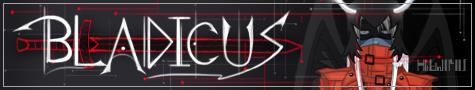 bladicus banner red by bladicus