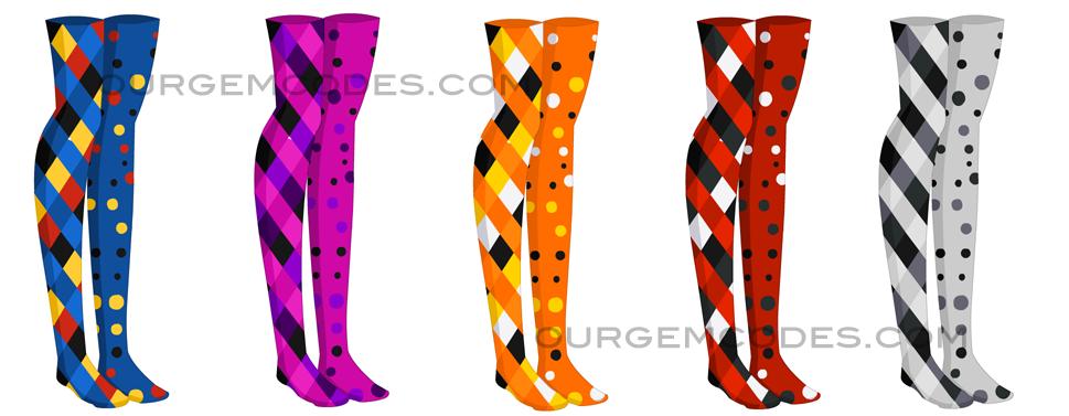 fem socks 5