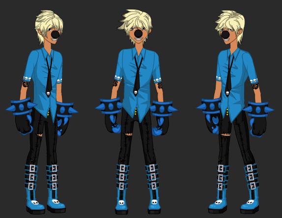 outfit by EIysium