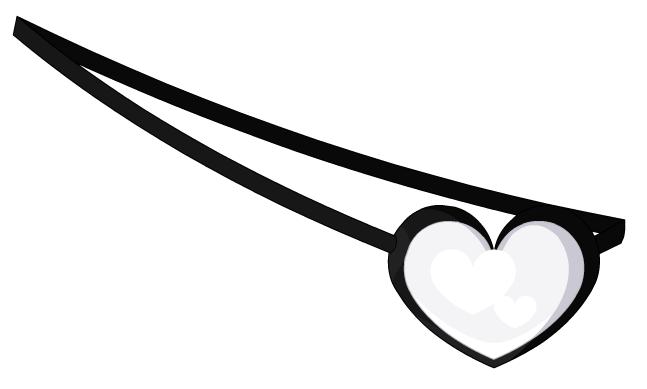 Secret love Letter Eyepiece